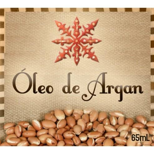 Óleo de Argan PURO!