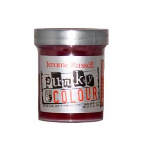 Punky Colour - Pillarbox Red