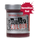 Punky Colour - Vermillion Red