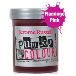 Punky Colour - Flamingo Pink